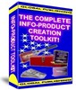 Thumbnail The Complete Info-Product Creation Toolkit