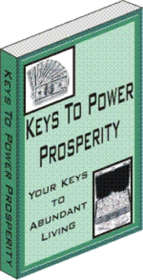Product picture Key To Power Prosperity