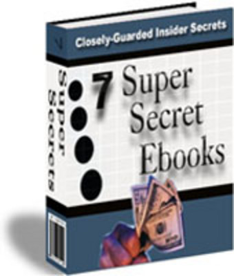 Product picture 7 Super Secrets EBooks